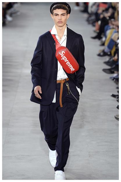 SNEAK PEAK: Louis Vuitton x Supreme F/W 2017 Collection